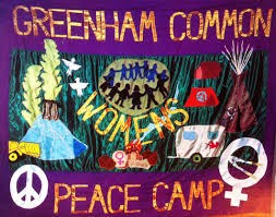 greenham common womens peace camp