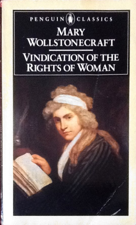 A Vindication of the Rights of Woman mary-wollstonecraft